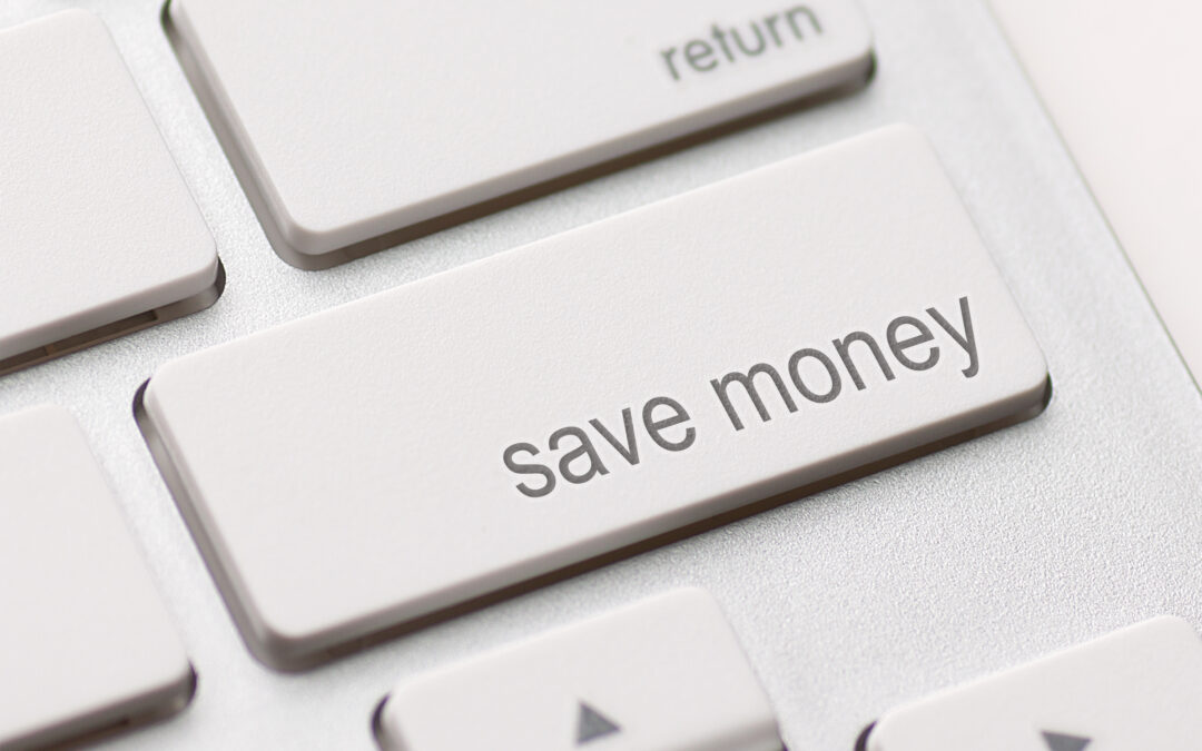 How much money being organized will save you?